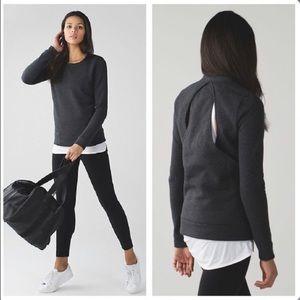 Lululemon Cutout Sweatshirt